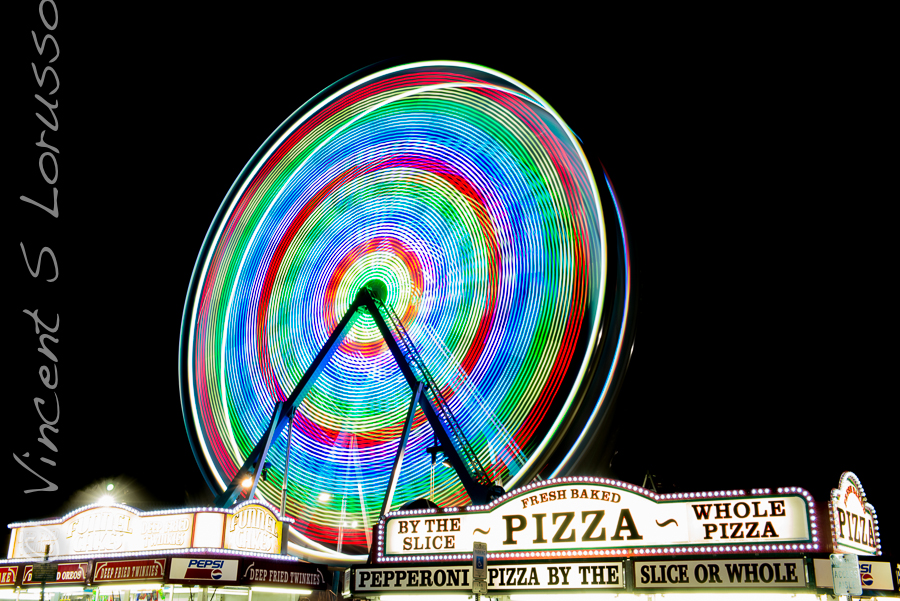 The Ferris Wheel of DEATH!!!....well, at the very least the Ferris Wheel of Epileptic Seizures.