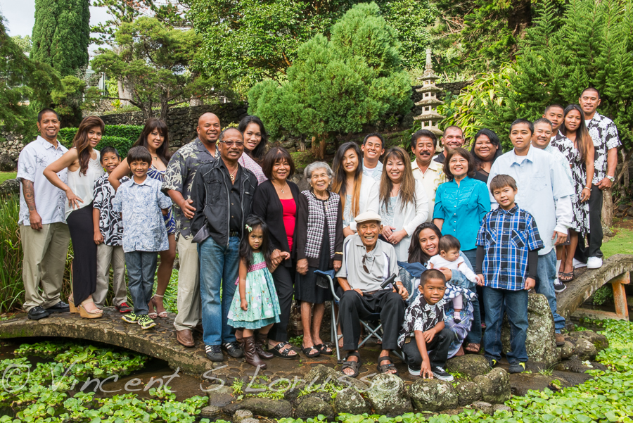 Cayaban family, 2014.