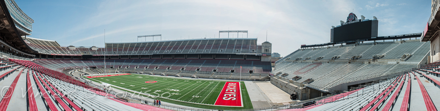 Ohio Stadium Panoramic.