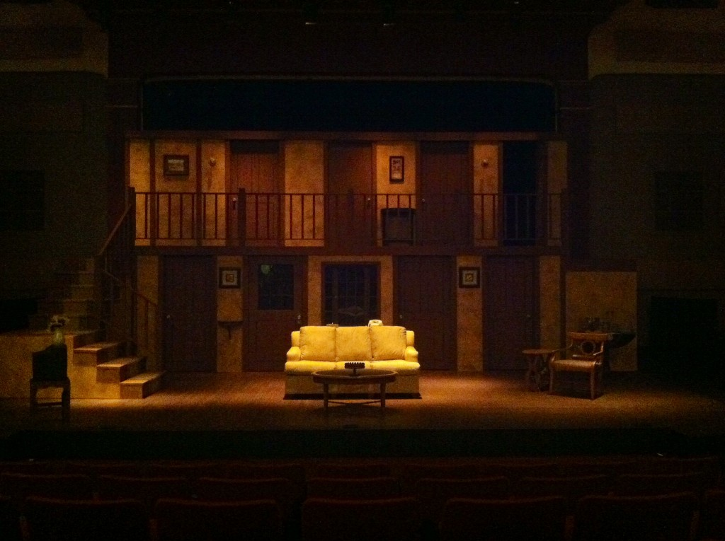 Noises Off, presented by Maui OnStage, Spet 25-Oct 11.